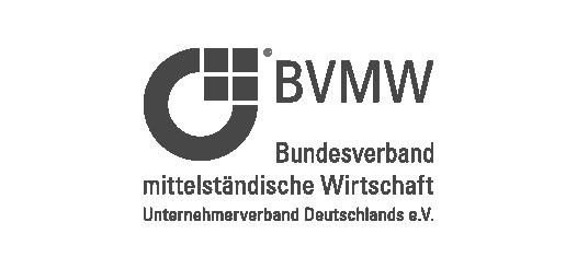 Logo BVMW, Bundesverband mittelständische Wirtschaft, Unternehmerverband Deutschlands e.V.