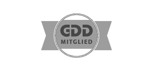 Logo der GDD, Gesellschaft für Datenschutz und Datensicherheit e.V