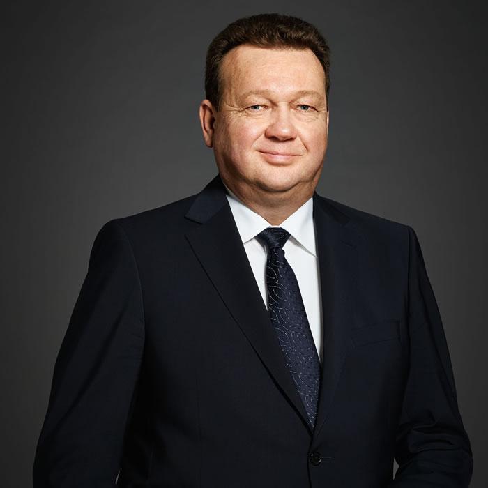 Portrait von Olaf LANG, Leiter Vertrieb der LEGIAL (quadratisch)