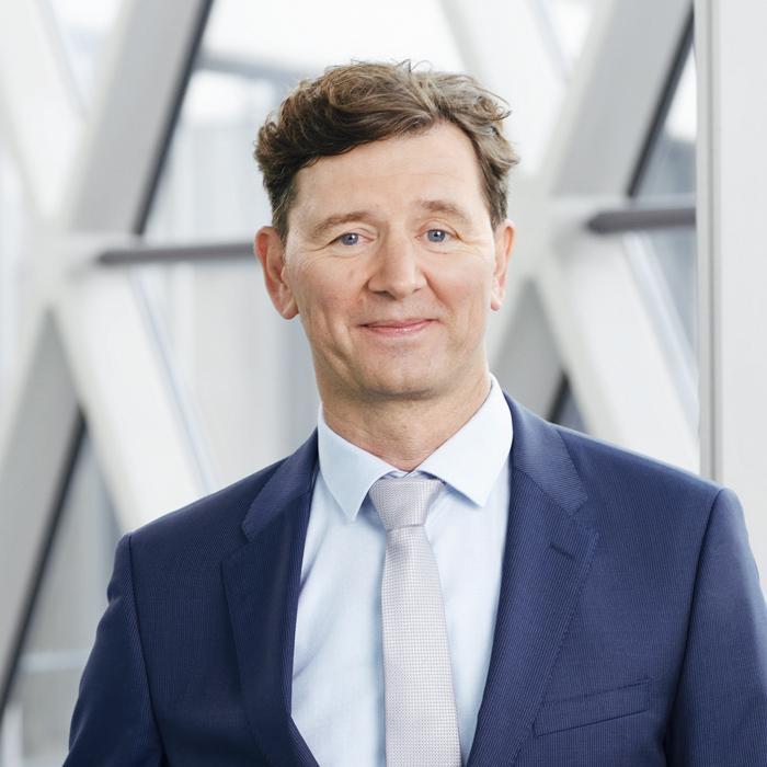 Portrait von Matthias Demmel, Leiter Forderungsmanagement der LEGIAL