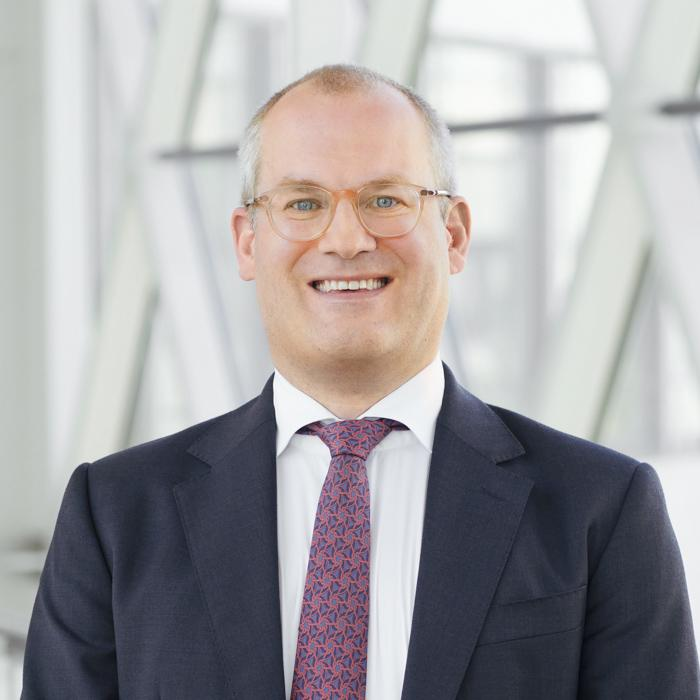 Portrait von Philipp Huss, Rechtsanwalt, Prozessfinanzierung im Insolvenzrecht