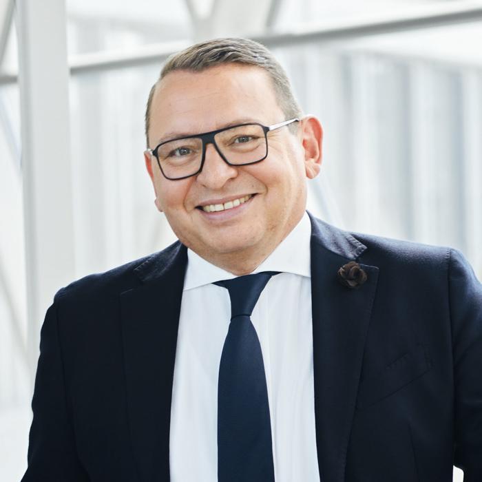 Portrait von Rolf Wulle, Vorstand der LEGIAL