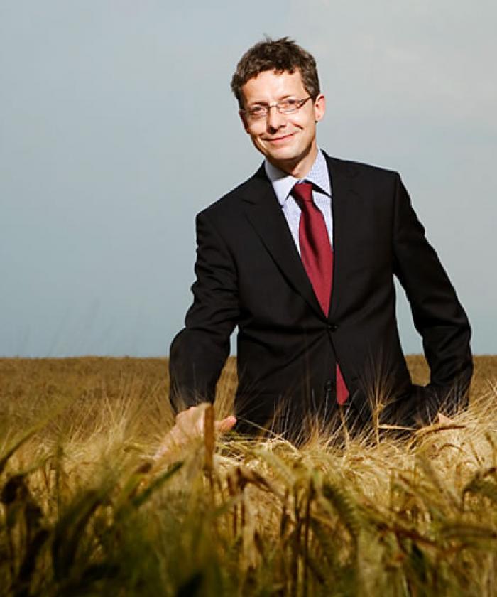 Portrait von Dr. Michael Malitz, Rechtsanwalt für Insolvenzrecht, LEGAL IMAGE