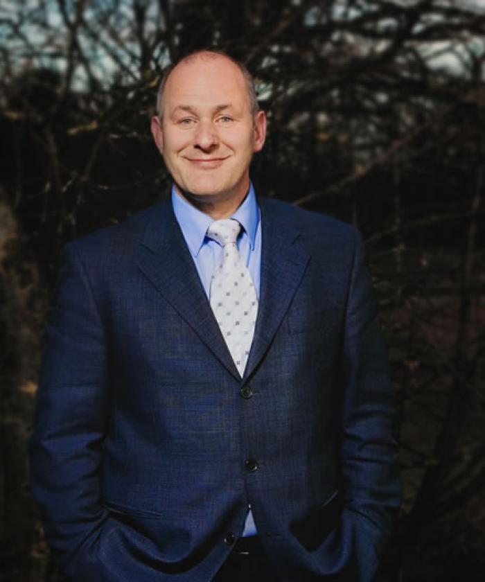 Portrait von Benedikt Jansen, Rechtsanwalt für Medizinrecht, LEGAL IMAGE