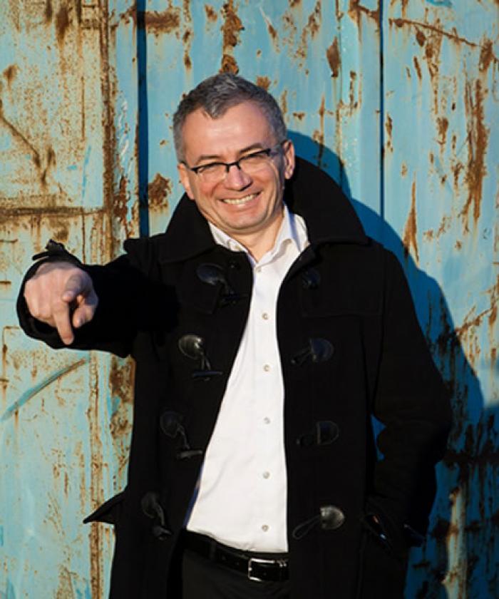 Portrait von Joachim Indetzki, Rechtsanwalt für Medizinrecht, LEGAL IMAGE
