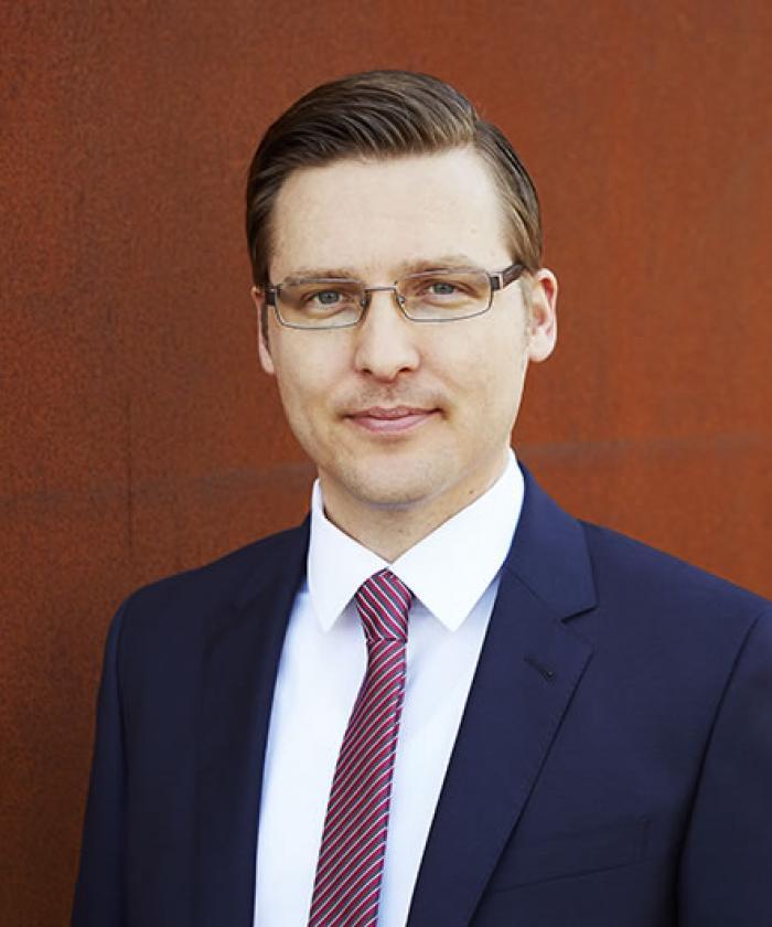 Portrait von Michael Graf, Rechtsanwalt für Versicherungsrecht und Medizinrecht, LEGAL IMAGE