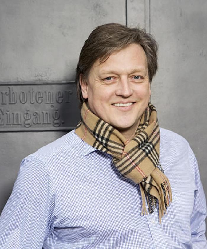 Portrait von Jens-Dietrich Sprenger, LL.M., Rechtsanwalt für Vertriebsrecht, LEGAL IMAGE