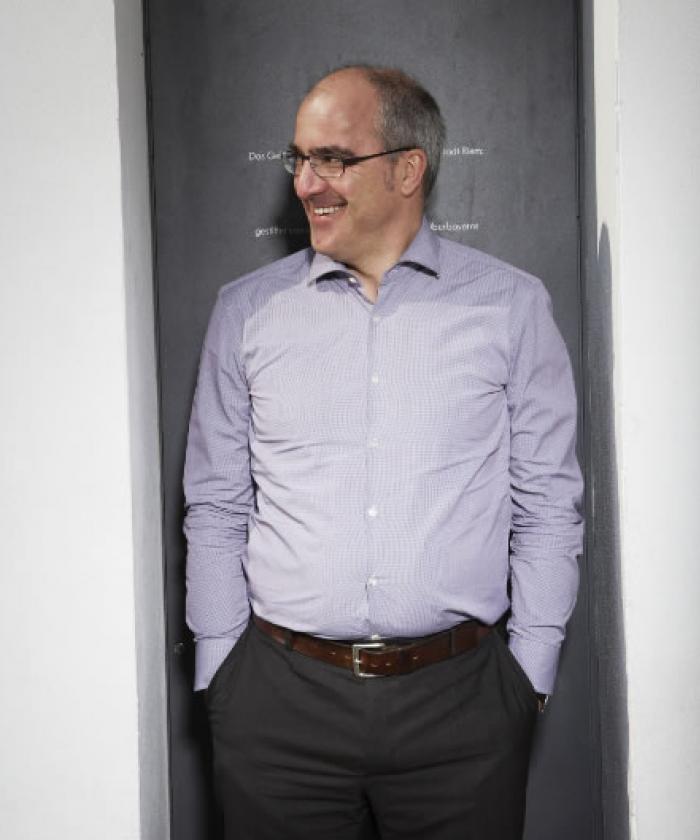 Portrait von Heiko Melcher, Rechtsanwalt für Verwaltungsrecht, LEGAL IMAGE