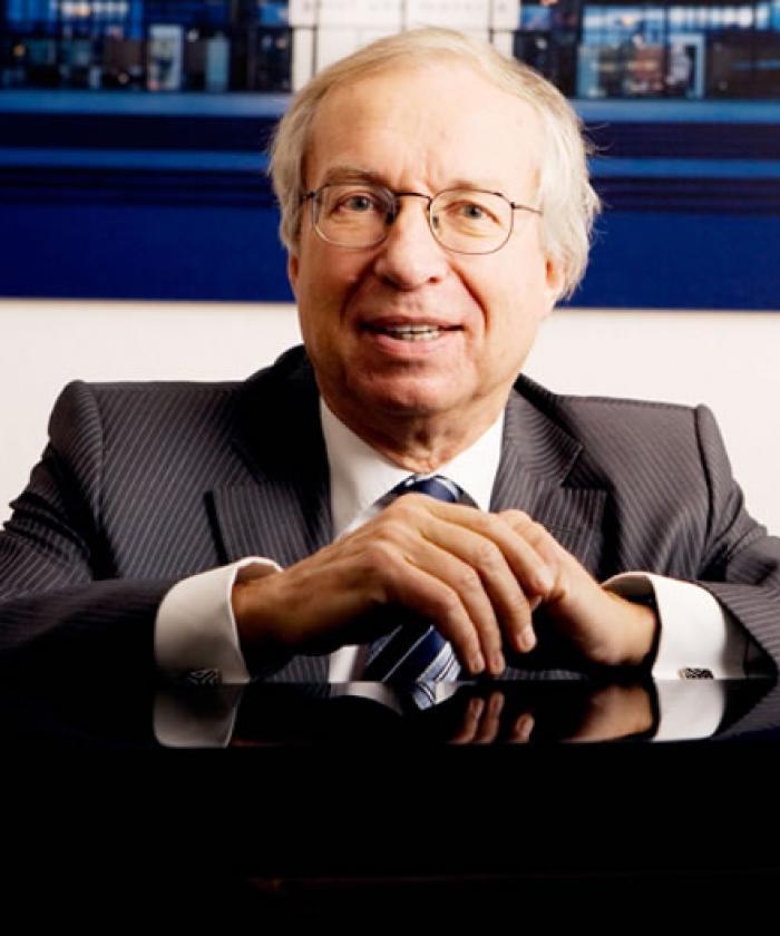 Portrait von Prof. Dr. Paul W. Hertin, Rechtsanwalt für Wettbewerbsrecht, LEGAL IMAGE