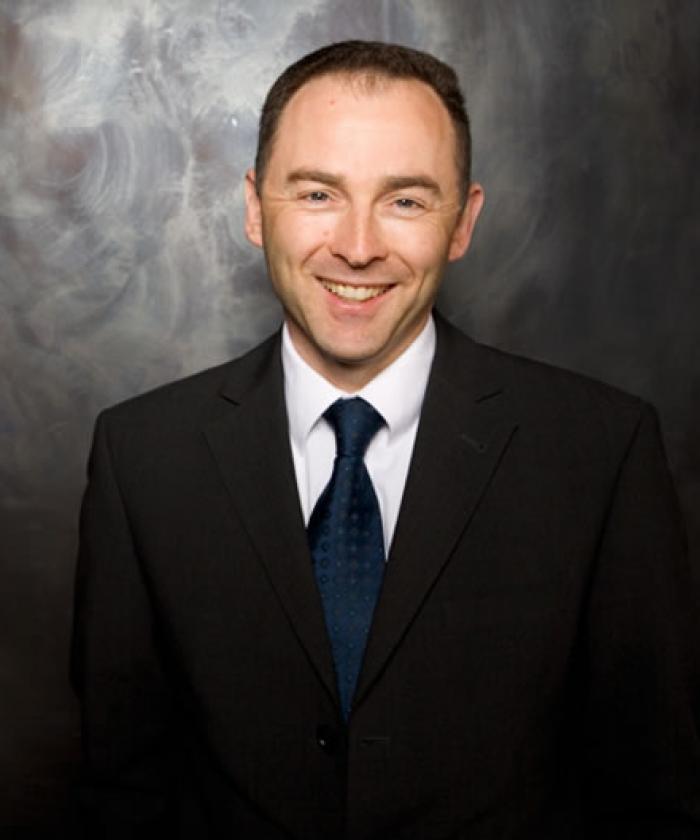 Portrait von Michael Optiz, Rechtsanwalt für Wirtschaftsrecht, LEGAL IMAGE