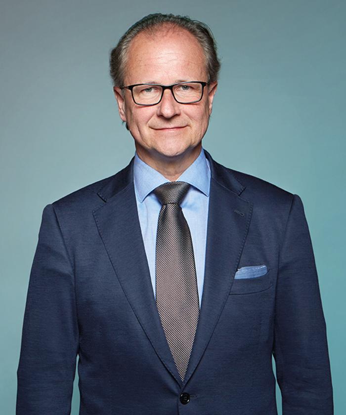 Portrait von Dr. Dirk Böttger, Rechtsanwalt, Leiter Prozessfinanzierung