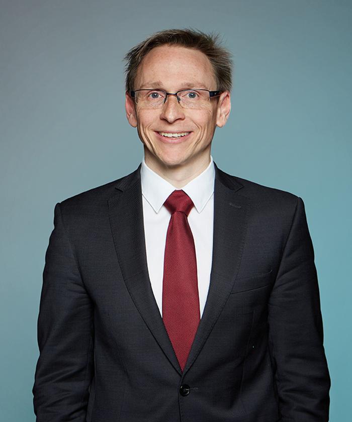 Portrait von Raik Nordhausen, Rechtsanwalt Prozessfinanzierung LEGIAL